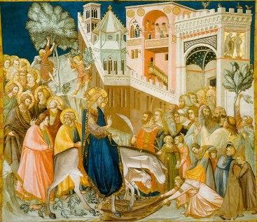 Triumphal Entry - Lorenzetti