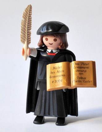Playmobil-Luther ging schon 400.000 Mal weg