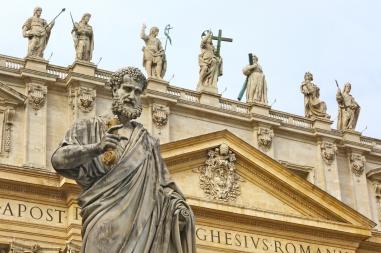 Apostles church Rome