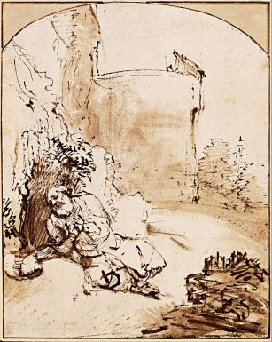 1024px-Rembrandt_Harmenszoon_van_Rijn_-_The_Prophet_Jonah_before_the_Walls_of_Nineveh,_c._1655_-_Google_Art_Project