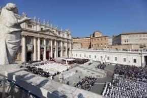 Ceremonia de Canonización de Monseñor Romero.