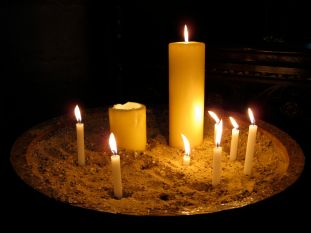 Candles (Ely)