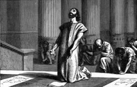 Hezekiah's prayer